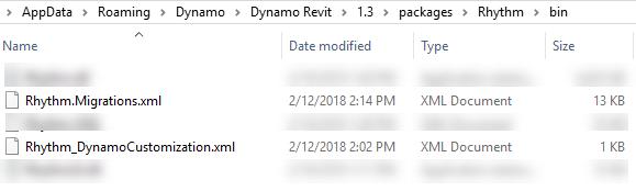 Rhythm for #DynamoBIM Updates